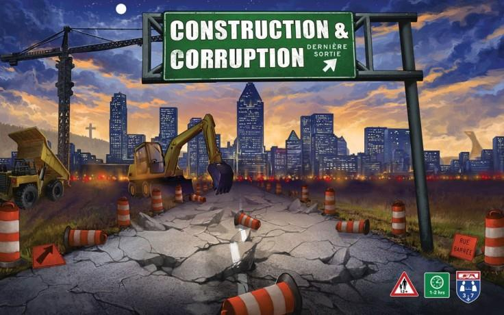 Construction et Corruption Version Multilingue