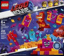 Lego Movie 2 Queen Watevra's Build Whatever Box!