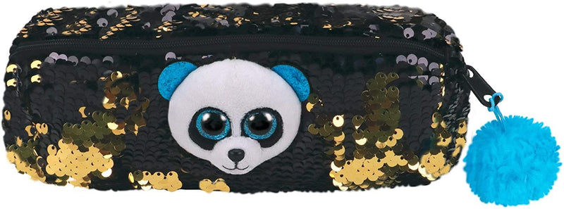 Peluche Bamboo Pencil Bags