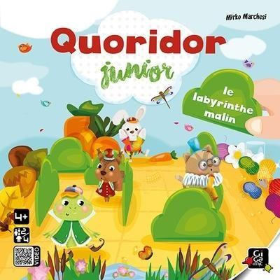 Quoridor JR (MULTI)