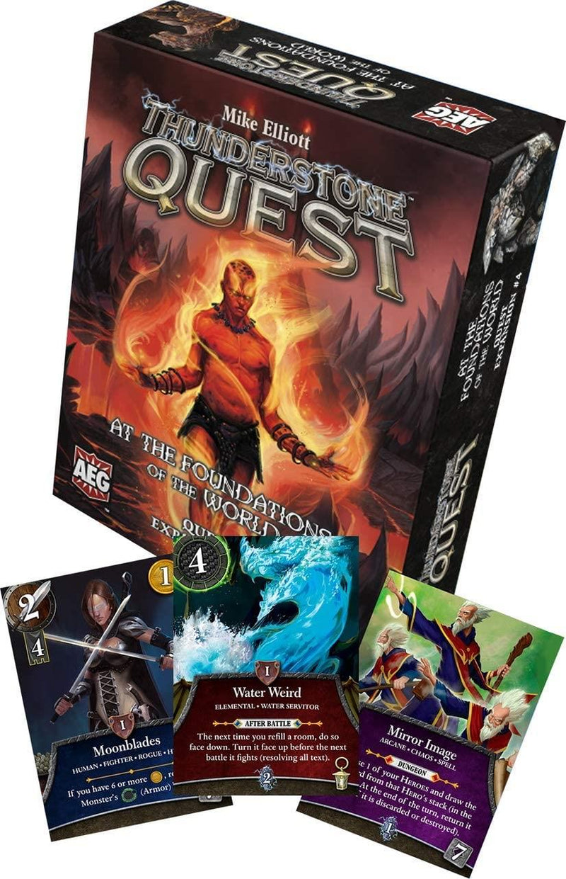 Thunderstone Quest - At the Foundation of the World Version Anglaise