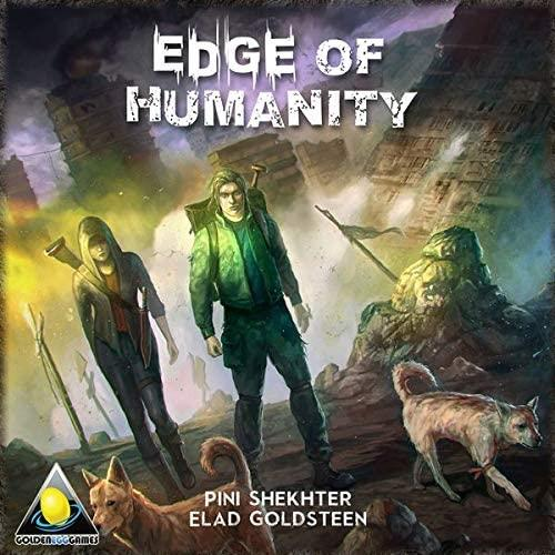 Edge of Humanity Version Anglaise