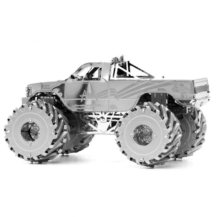 Metal Earth Voiture Monster Truck