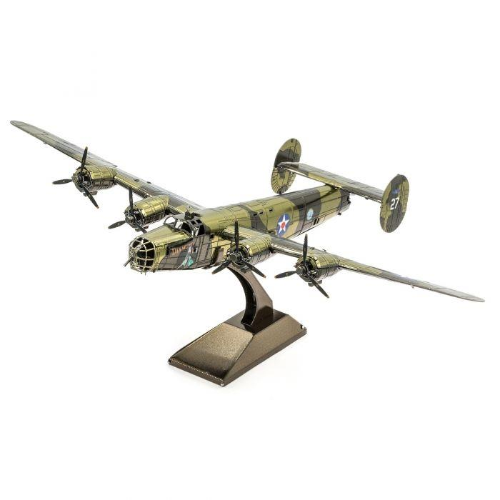 Metal Earth Avion B-24 Liberator
