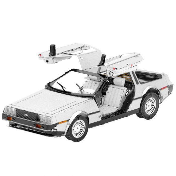 Metal Earth Voiture Delorean