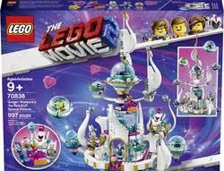 Lego Movie 2 Queen Watevra's 'So-Not-Evil' Space Palace