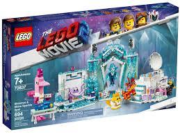 Lego Movie 2 Shimmer & Shine Sparkle Spa!