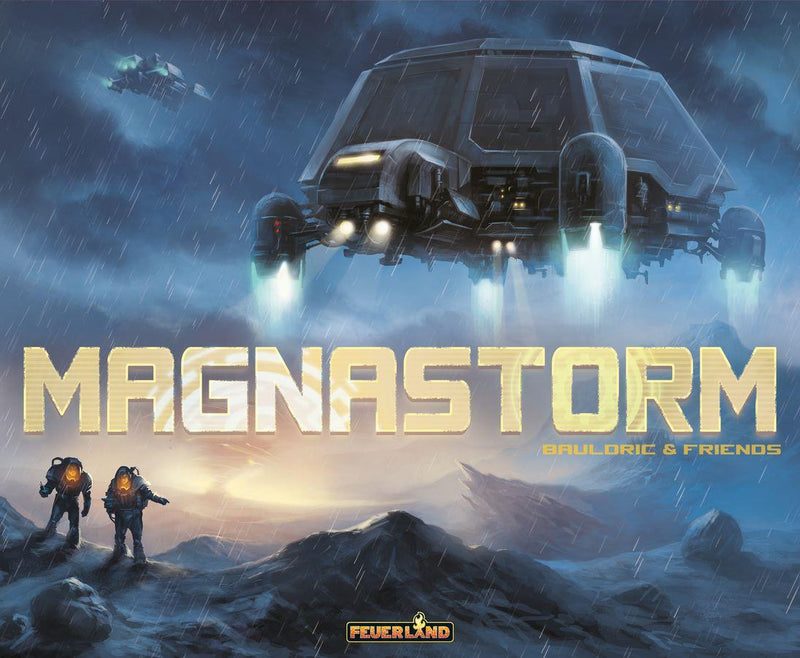 Magnastorm English Version