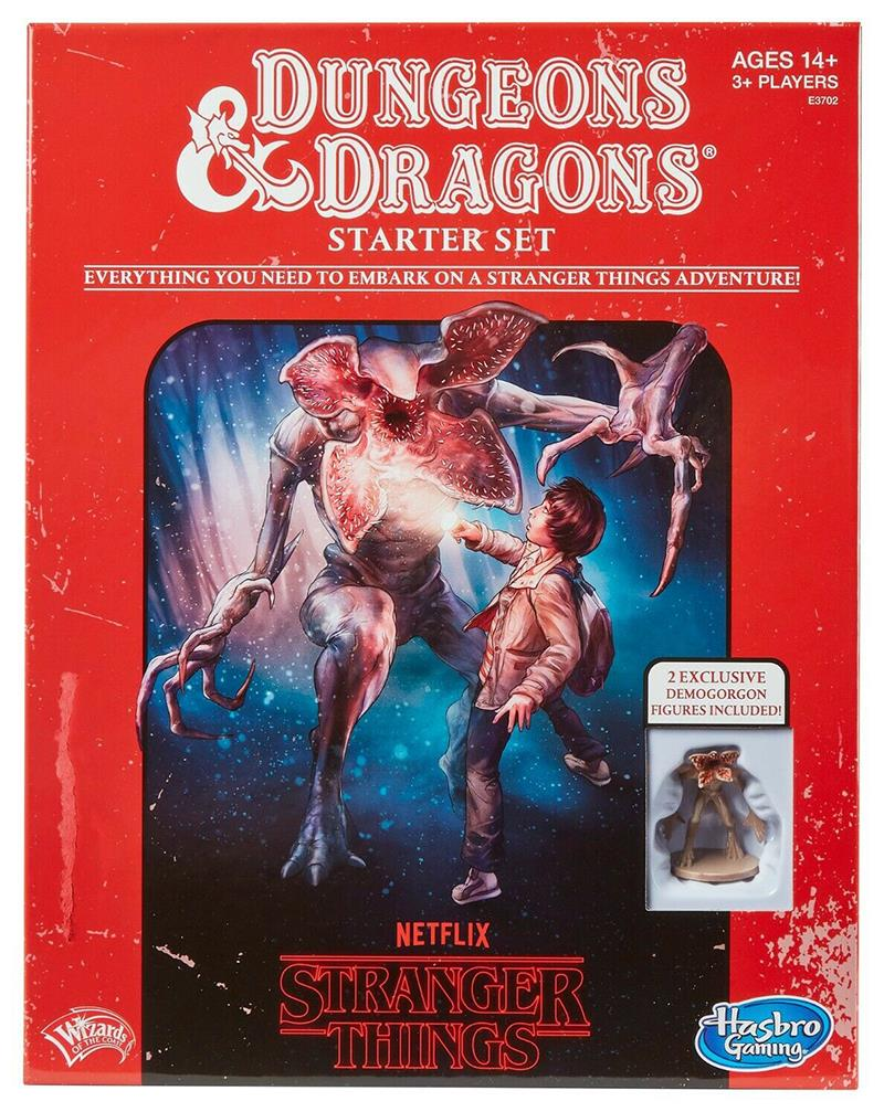 D&D - Stranger Things (ANG)