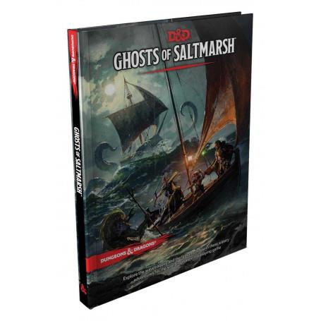 D&D 5 - Ghosts of the Saltmarsh