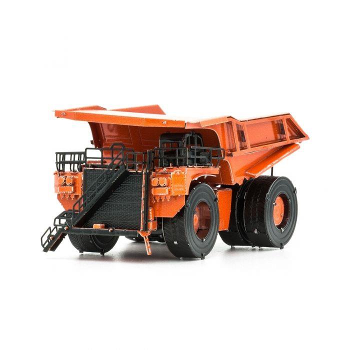 Metal Earth Camion Mineur Couleur