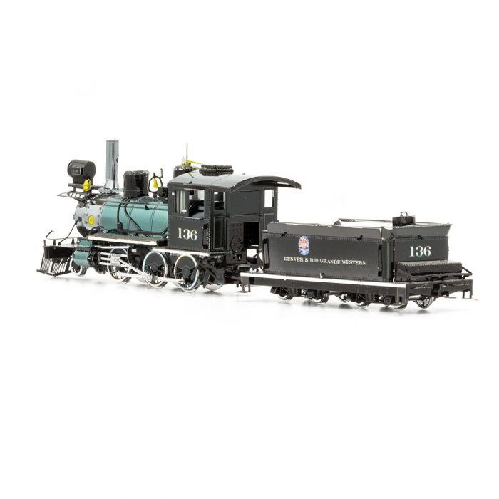 Metal Earth Wild West Locomotive