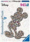 Ravensburger 945p Disney Forme de Mickey Mouse
