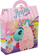 DIY loopies - Licorne