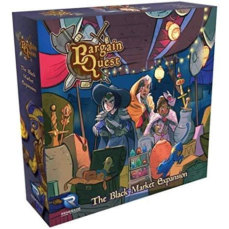 Bargain Quest: The Black Market Expansion Version Anglaise
