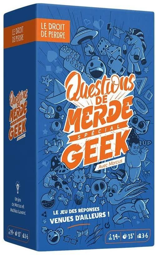 Questions of - Special Geek French Version
