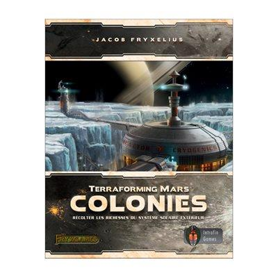 Terraforming Mars: Extension Colonies (FR)