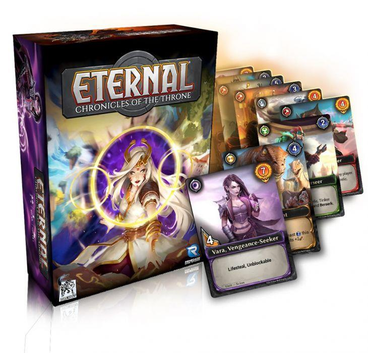 Eternal: Chronicles of the Throne Version Anglaise