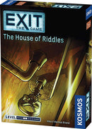 Exit; The House of Riddles
