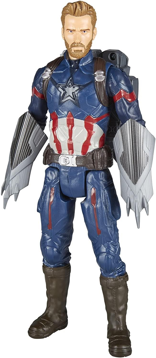 Marvel Avengers : Infinity War Titan Hero Captain America