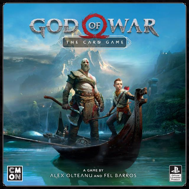 God of War: The Card Game (ANG)