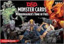 D&D 5 - Mordenkainen Tome of Foes - Monster Cards