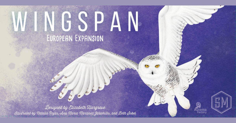 Wingspan - European Expansion Version Anglaise