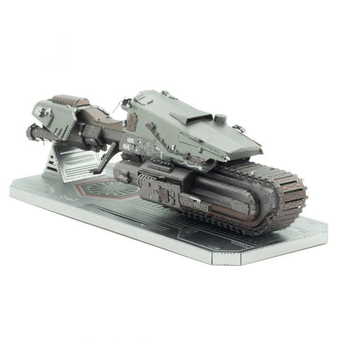 Metal Earth SW First Order Treadspeeder