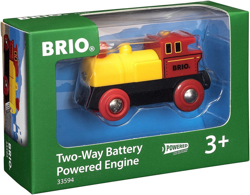 Jouet Brio Two Way Battery Powered Engine