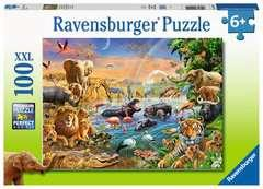 Ravensburger 100p Paysages Sauvages
