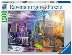Ravensburger 1500p Saisons à New York