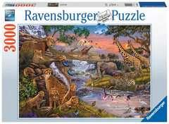 Ravensburger 3000p Le règne Animal