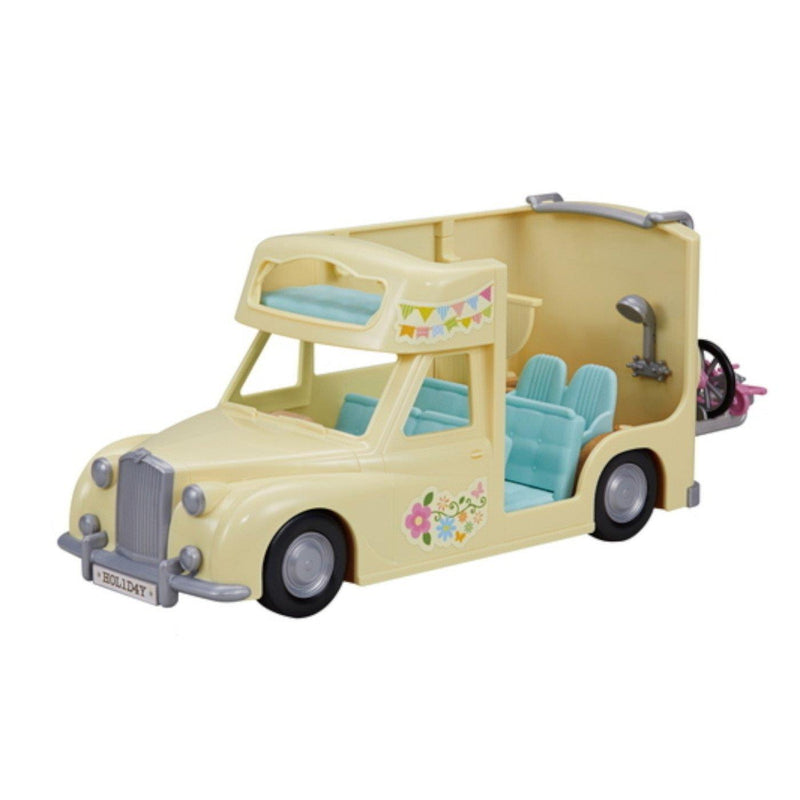 Calico Critters Camping-Car Famillial