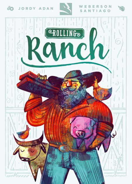 Rolling Ranch Version Anglaise