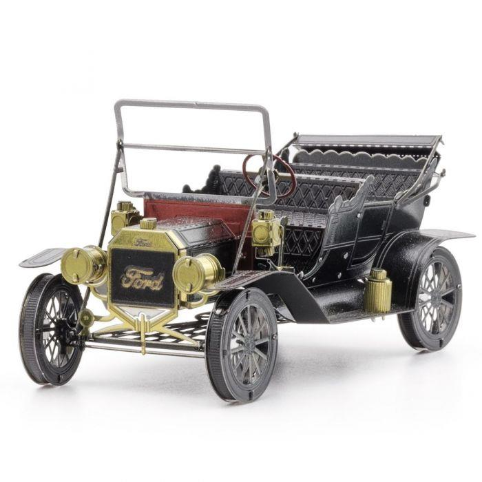 Metal Earth Voiture Ford T 1908 (vert foncé)