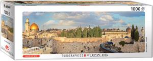 Headache 1000P Jerusalem Panorama