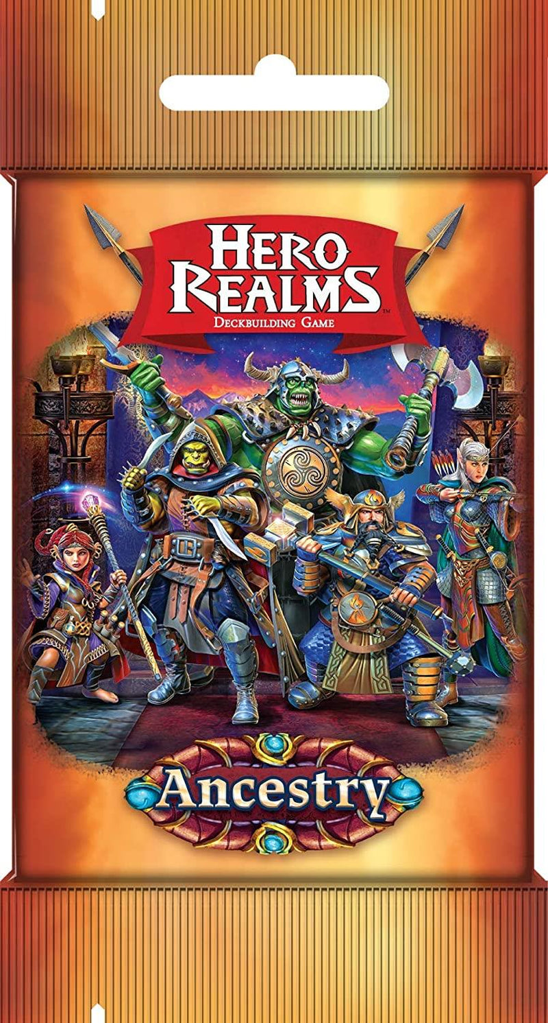 Hero Realms - Ancestry Pack Version Anglaise