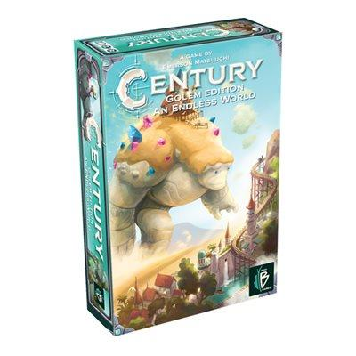 Century Golem An Endless World (multilingue)