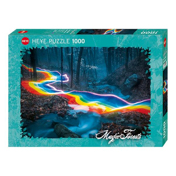 Heye - 1000p Magic Forests: Rainbow Road