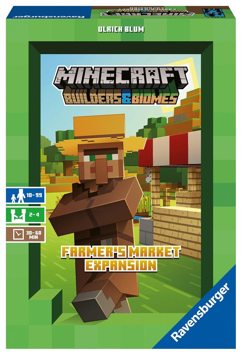 Minecraft - Extension: Farmer's Market (ANG)