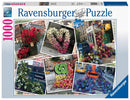 Ravensburger - 1000p: NYC Flower Flash