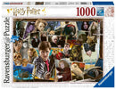 Ravensburger - 1000p: Harry Potter, Personnages & Horcruxes