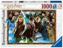 Ravensburger - 1000p: Harry Potter, Trio épique