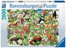 Ravensburger - 2000p: La Jungle