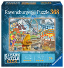 Puzzle Ravensburger 368P Escape Parc d'Amusement