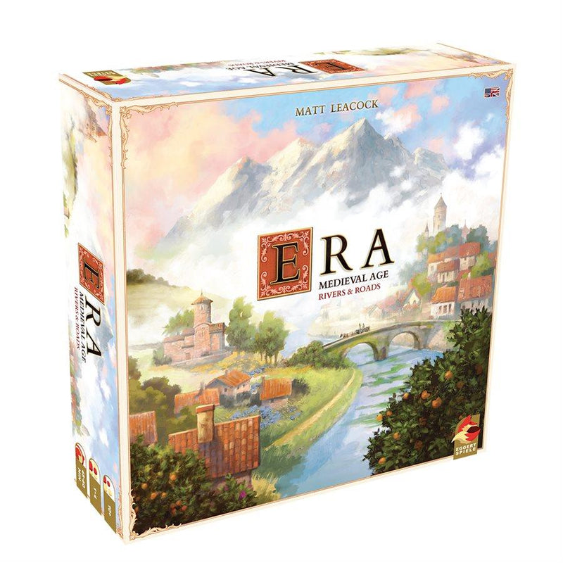 Era - Medieval: Rivers and Roads Extension Multilingue