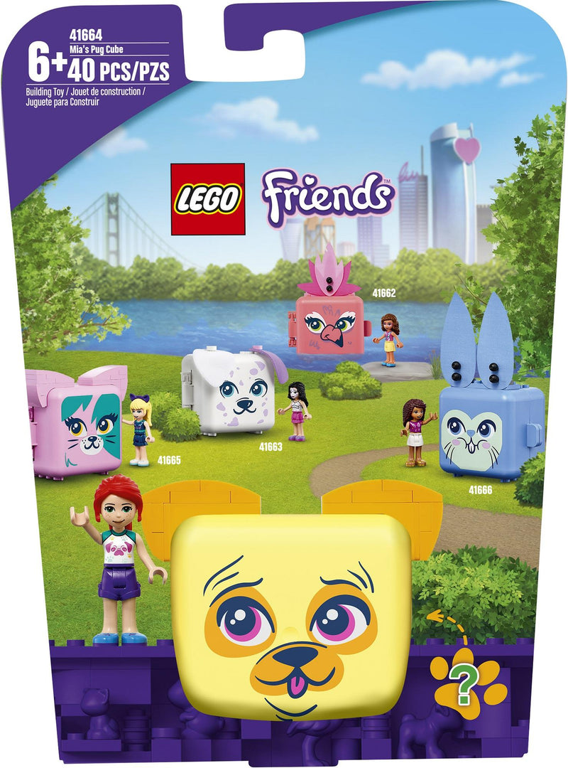 Lego Friends Cube carlin de Mia 41664