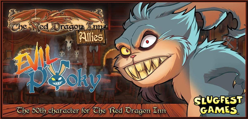 The Red Dragon Inn: Allies – Evil Pooky Version Anglaise
