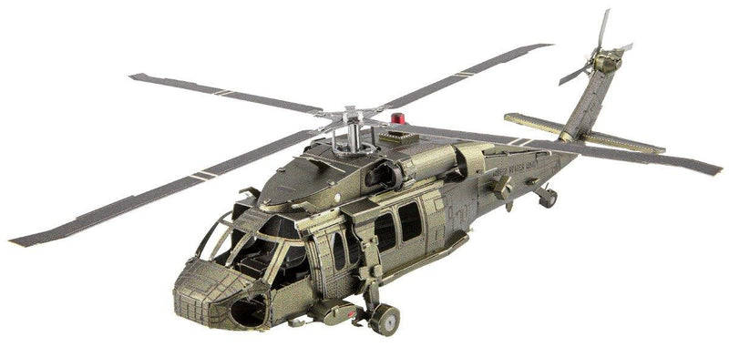 Metal Earth Uh-60 Black Hawk