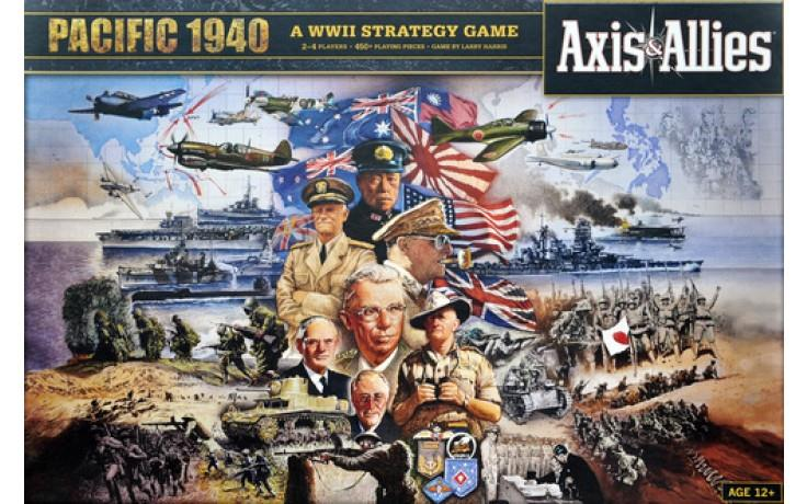 Axis and Allies - Pacific 1940 Version Anglaise